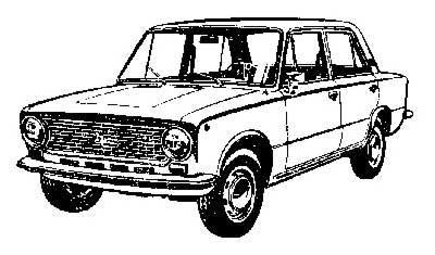 Автомобиль ВАЗ 21011