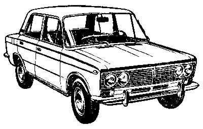 Автомобиль ВАЗ 2103