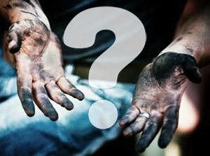 Чем отмыть руки после ремонта машины?