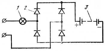 Схема зарядного устройства и его подключения