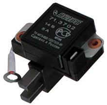 Встроенный реле регулятор напряжения 71.3702 для генератора Г-222